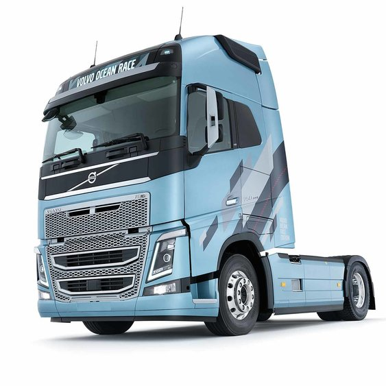 SPECIFICATIONS for Volvo FH16 Volvo Ocean Race Edition
